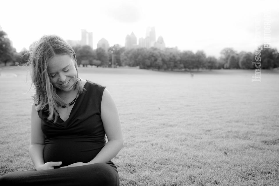Lindsay Brooke Photography Maxwell Maternity Piedmont Park Atlanta