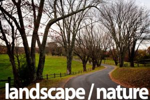 Landscape Nature - Navigation